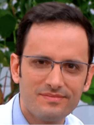 Ciampi de Andrade, Prof. Daniel